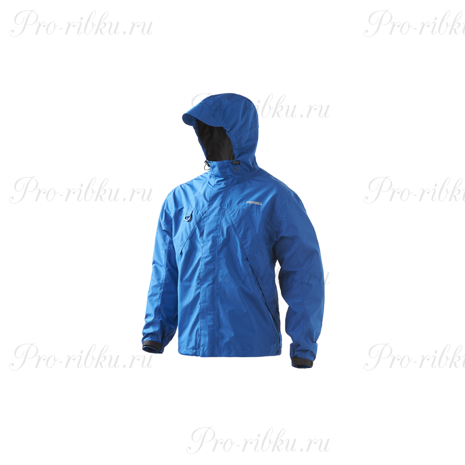 Куртка штормовая FRABILL F1 Storm Jacket Costal Blue, р. L