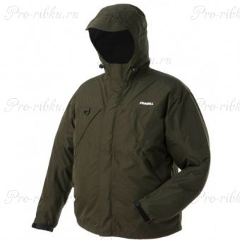 Куртка штормовая FRABILL F1 Storm Jacket DK Green, р. XL