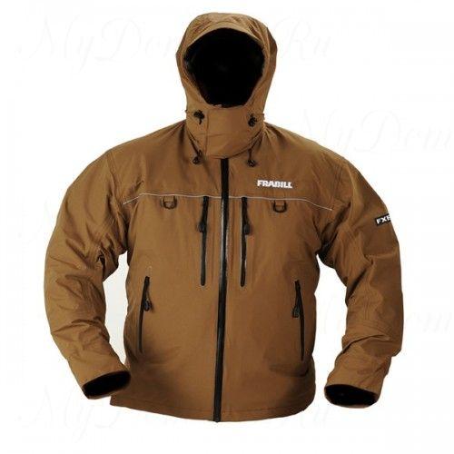 Куртка FRABILL FXE STORMSUIT JACKET Terra Tan размер L