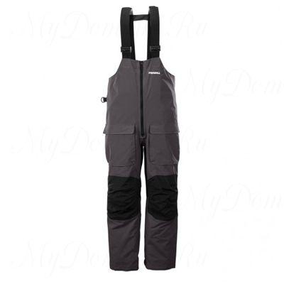 Полукомбинезон Frabill F2 Surge RainSuit Bib цвет Grey размер XL