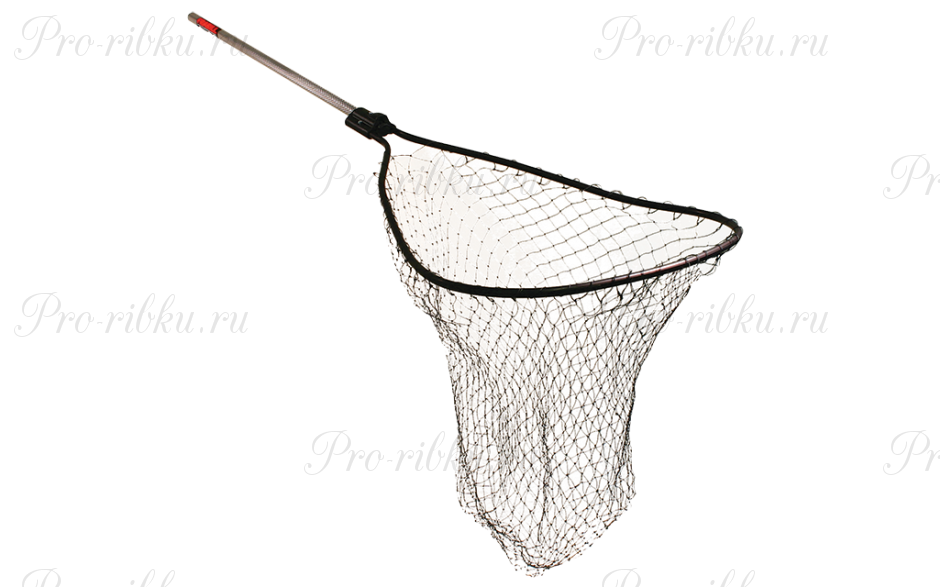 "Подсак FRABILL SCOOPED SPORTSMAN SLIDE HANDLE LANDING NET, обруч 20x23"", глуб. 36"", ячейка 1"", ручка 30"""