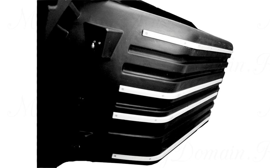 Накладки на сани Frabill Hyfax Kit, для моделей саней КРОМЕ: 6152/7052, 6157/7057, 6180/7080