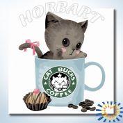 Картина по номерам "HOBBART Lite. Лучший сорт кофе" 20х20