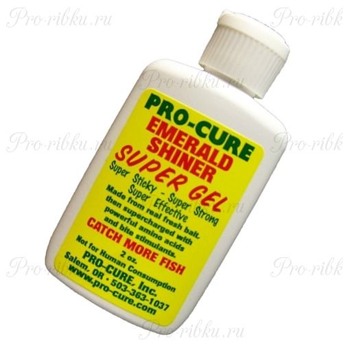 Аттрактант Pro-Cure Super Gel 2 oz. (Scent Free UV Flash)
