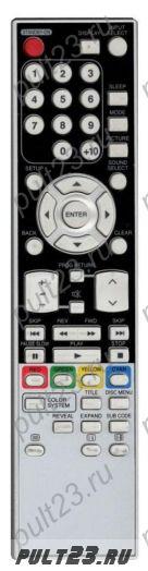 FUNAI NF011RD, LDD-D2006