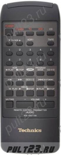 TECHNICS RAK-SA011XH, SA-GX130D