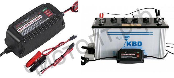 Зарядное устройство для аккумуляторов EPA1205R (12В)