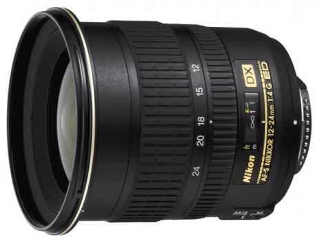 Nikon 12-24mm f/4G ED-IF AF-S DX
