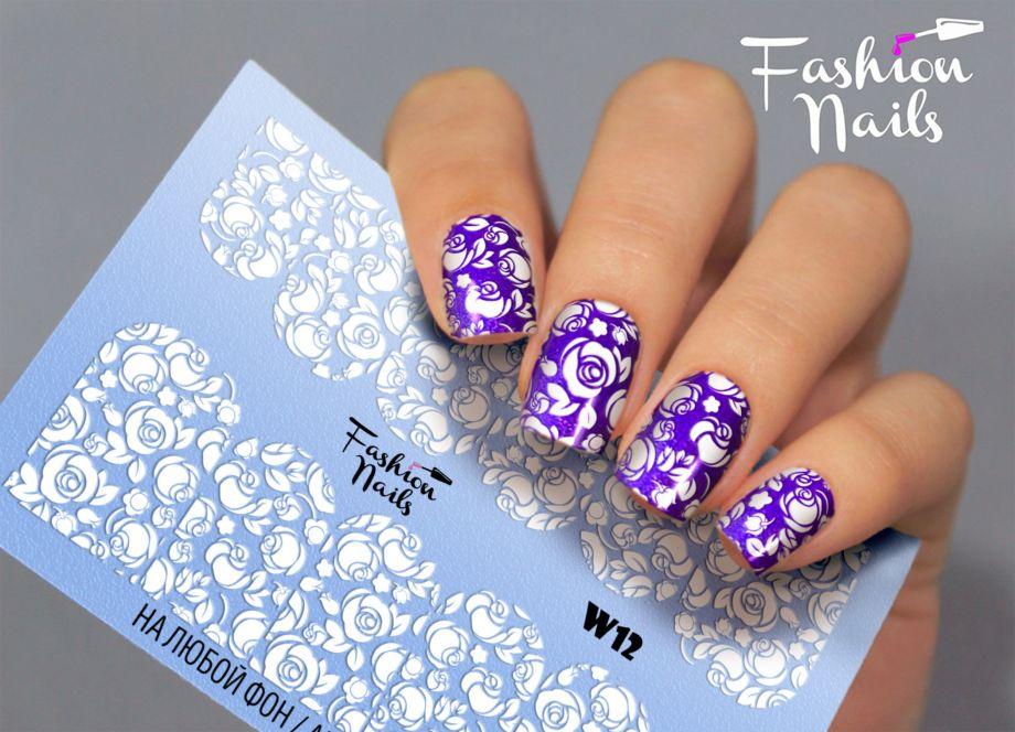 Слайдер дизайн FN White #12