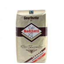 Кофе  в зёрнах Badilatti Гурман БИО Арабика 100% - 250 г (Швейцария)