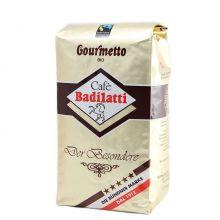 Кофе  в зёрнах Badilatti Гурман БИО Арабика 100% - 500 г (Швейцария)