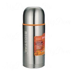 Термос BIOSTAL Спорт NBP-750 с 2-мя чашками (узкое горло)