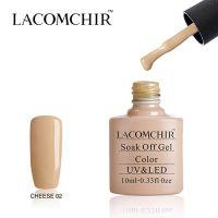 Lacomchir Cheese 02 гель-лак, 10 мл