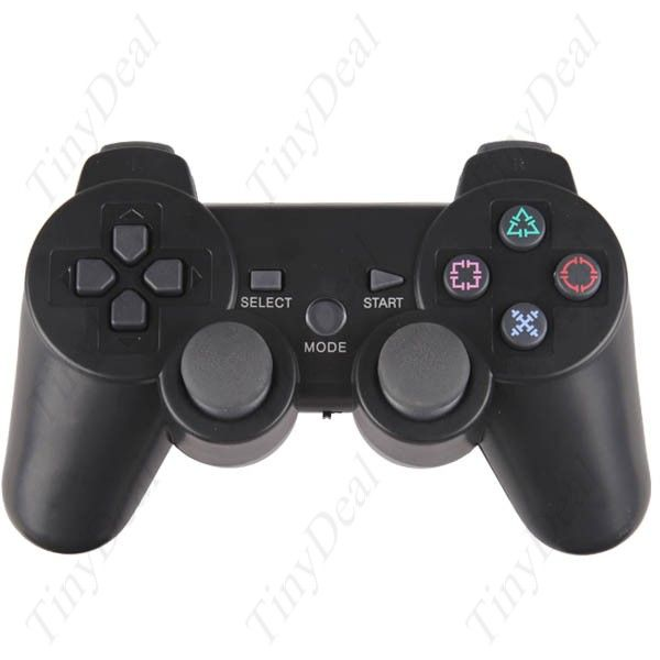 Геймпад для Playstation 3 dualshock ( джойстик PS3 ) чёрный