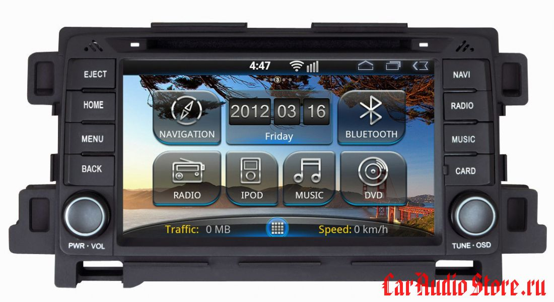 INCAR AHR-4685 M5 MAZDA 6 2013-14, CX-5 2012-14 (IE) (Android)