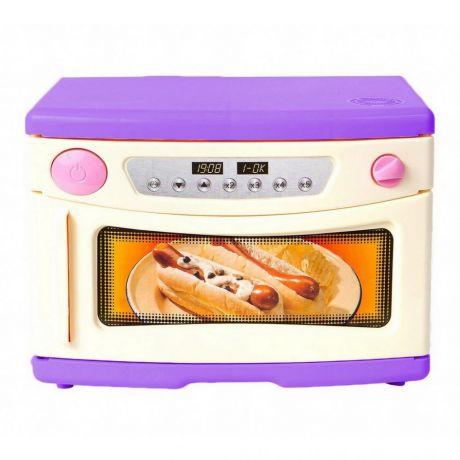 ОР846 Микроволновая печь Морской Бриз фиолетовая