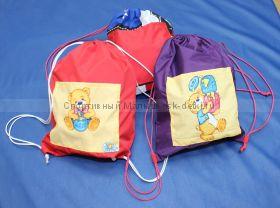 Рюкзачок для игрушек или обуви