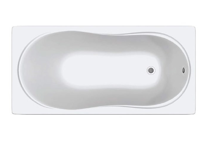 Акриловая ванна BAS Лима 130х70 стандарт