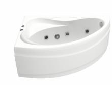 Акриловая ванна BAS  Вектра 150x90 с гидромассажем