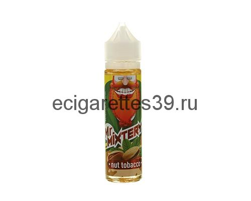 Жидкость Mr.Mixtery 60 мл., Nut Tobacco