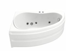 Акриловая ванна BAS  Алегра 150x90 с гидромассажем