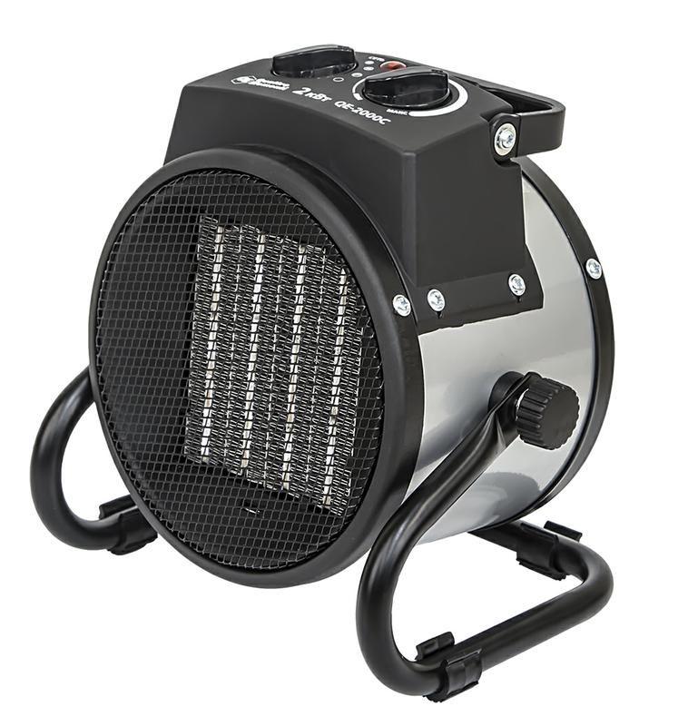 Нагреватель воздуха электрический QUATTRO ELEMENTI QE-2000C