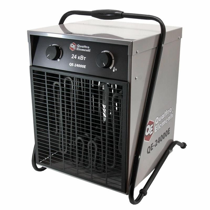 Нагреватель воздуха электрический QUATTRO ELEMENTI QE-24000 E