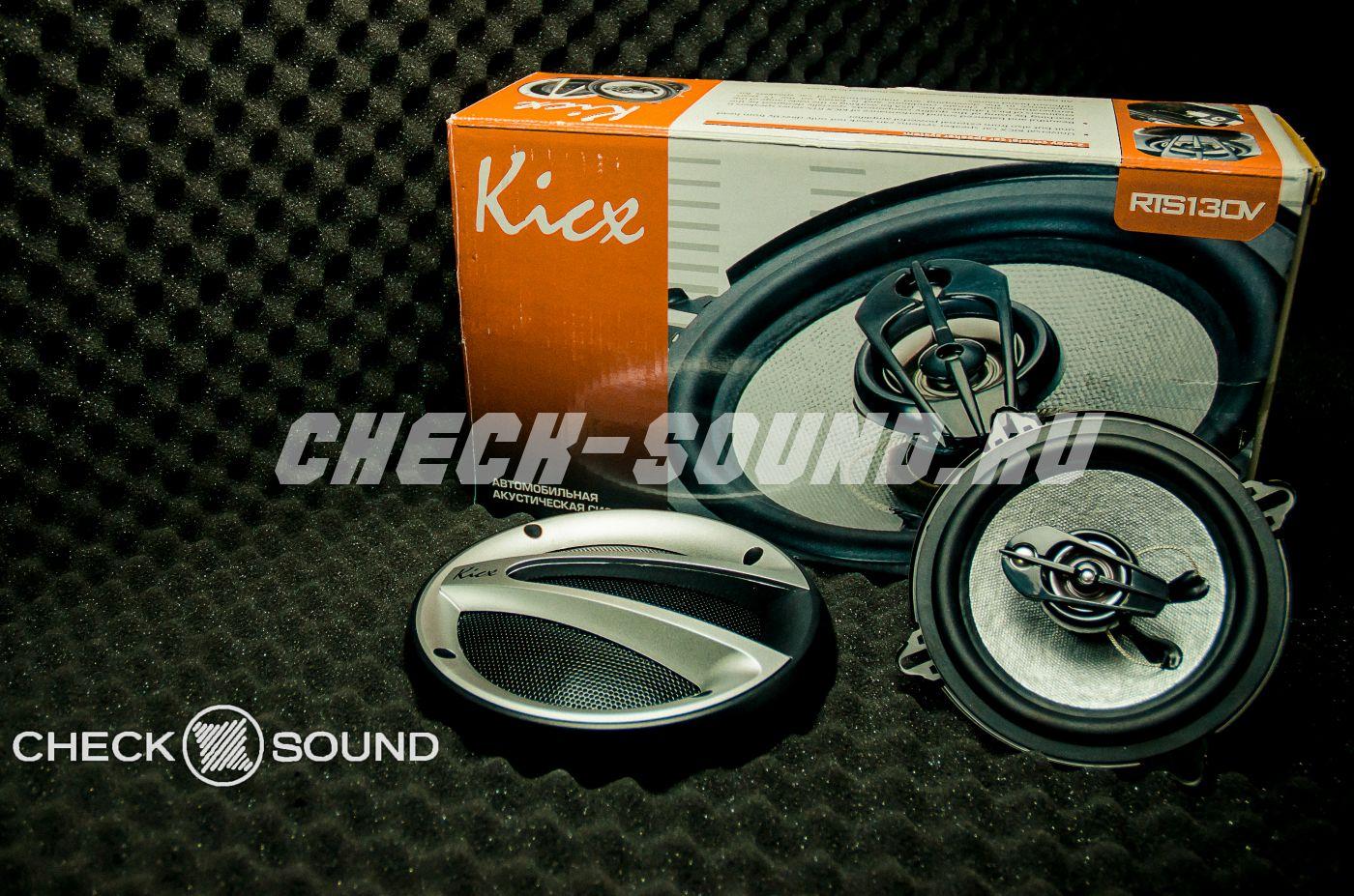 KICX RTS 130V