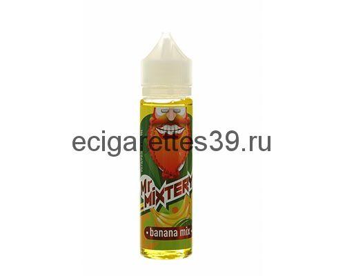 Жидкость Mr.Mixtery 60 мл., Banana Mix
