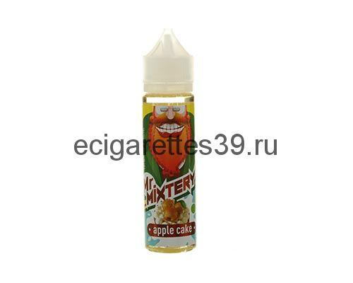 Жидкость Mr.Mixtery 60 мл., Apple Cake