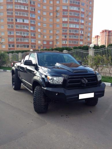Расширители арок  5 дюймов Toyota Tundra
