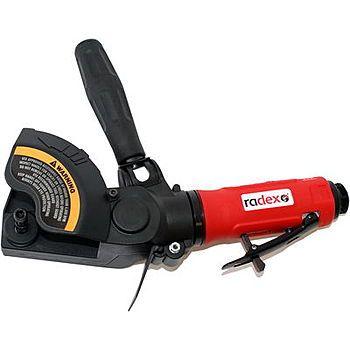 RADEX Пневматический инструмент для снятия ржавчины и ЛКМ