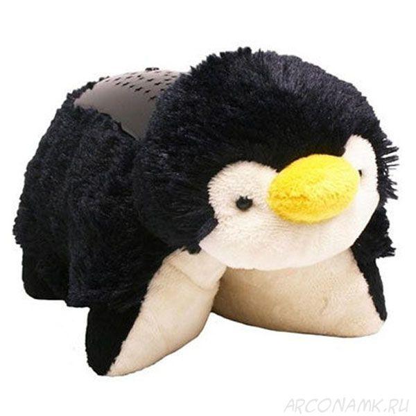 Ночник-проектор Dream Lites Пингвин