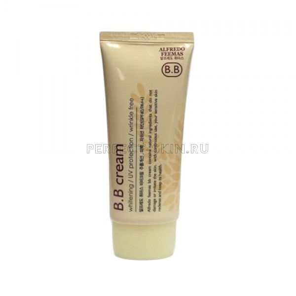 Lunaris Alfredo Feemas BB cream SPF40+/PA+++