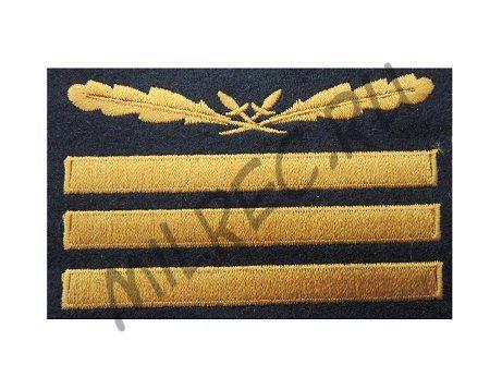 Нашивка на камуфляжную форму Вермахта, генерал (реплика)