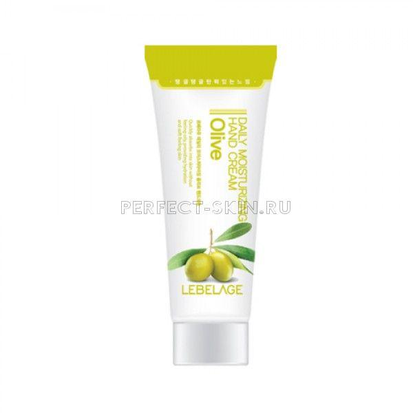 Lebelage Daily Moisturising Oilve Cream