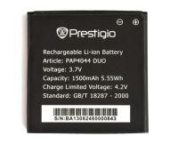 Аккумулятор Prestigio MultiPhone PAP4044/MultiPhone PAP4322  DUO Оригинал