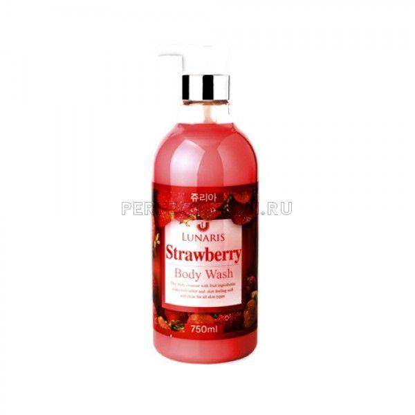 Lunaris Body Wash Strawberry