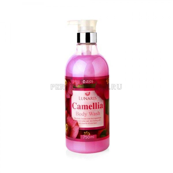 Lunaris Body Wash Camellia