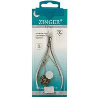 Zinger Кусачки для кутикулы Z47, ручная заточка, 6,5 мм