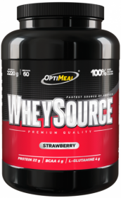 OptiMeal Whey Source (2220 гр.)