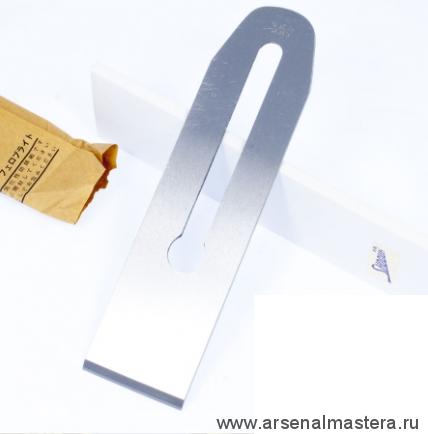 Нож для рубанков типа Stanley 50 мм х 190 мм толщина 2.2 мм Miki Tool М00012629