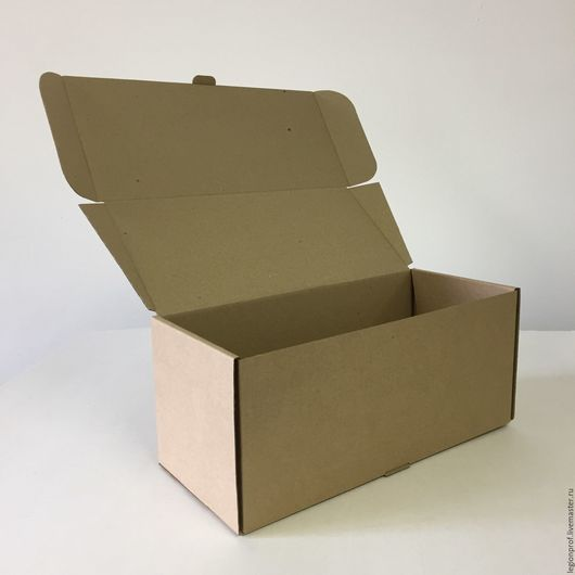 почтовые коробки самосборные белые