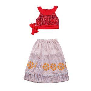 Костюм Моана платье детское