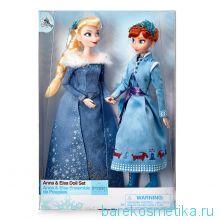 Кукла Эльза и Анна версии 2017 года Дисней