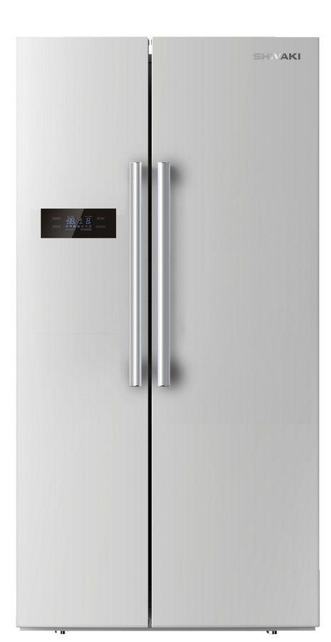 Холодильник Side-By-Side Shivaki SHRF-595SDW