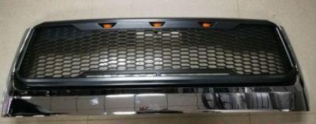 Решетка радиатора Toyota Tundra 2014-17 Raptor style