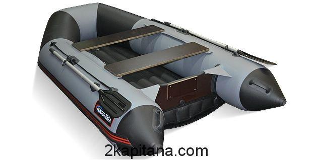 Надувная лодка Хантер Hunter 290 ЛКА