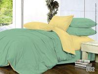 Однотонное постельное белье мята рис.002