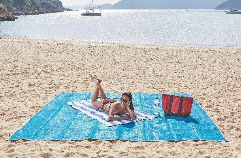Пляжный Коврик Sand Free Mat